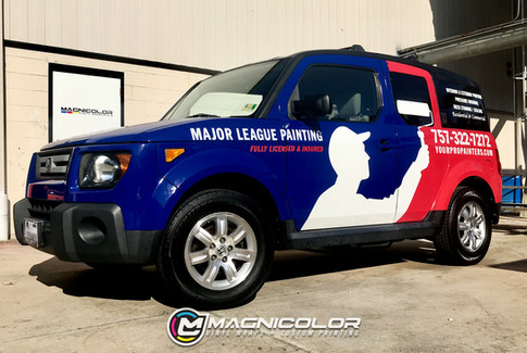 MLP: Major League Painting