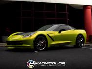 Chevy Corvette Stingray - Color Change Wrap