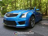 2016 Cadillac ATS-V - Color Change