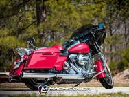 Harley Street Glide - Color Change Wrap