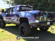 Chevy Silverado - Custom Wrap