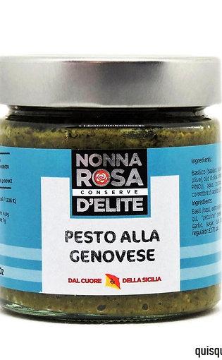 Pesto alla genovese - 180gr -