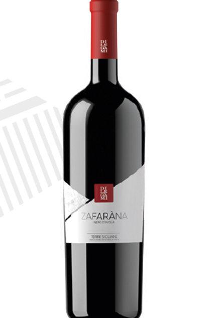 Nero d'Avola bio Zafaràna 2018 vin rouge 0,75L Di Legami