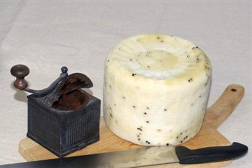 Fromage Primo Sale jeune de brebis au poivre, Salvatore Passalacqua, par 250gr