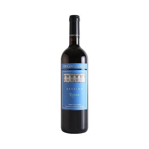 Vin rouge Gerbino bio 2018 Di Giovanna