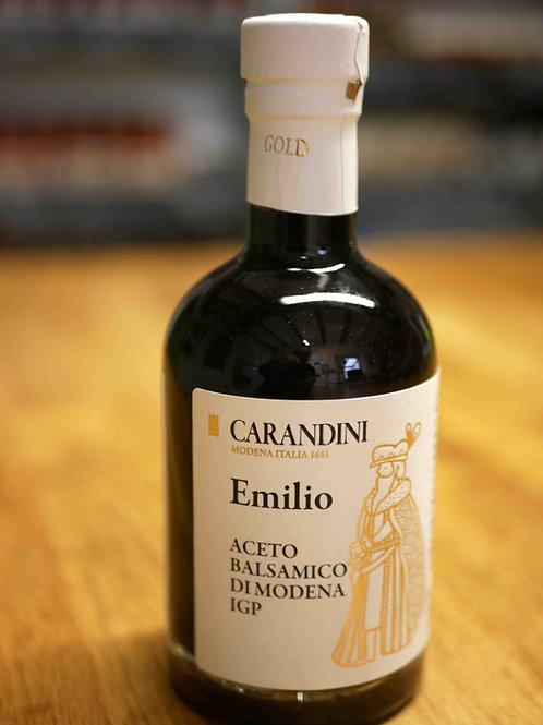 Vinaigre balsamique Emilio, 250ml IGP Modène,