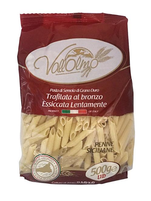 Penne siciliane conventionnel 500gr Coopérative Vallolmo