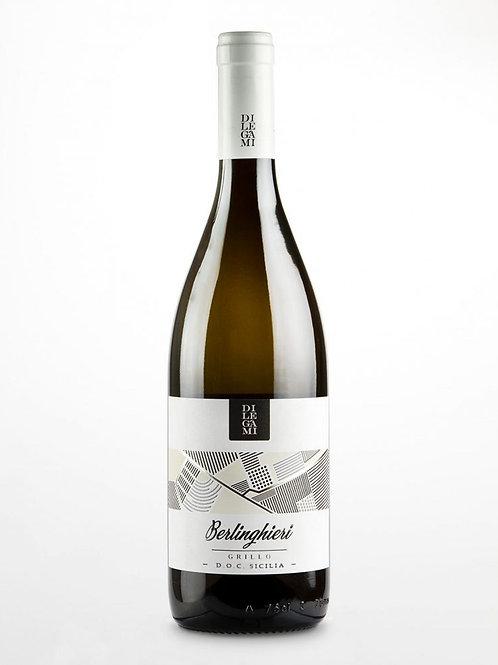 Grillo bio Berlinghieri 2019 vin blanc 0,75L Di Legami