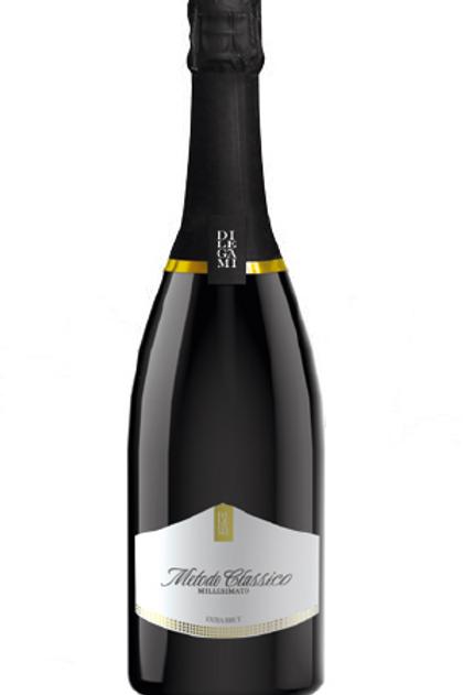 Metodo Classico 2015 vin spumante bio 0,75L Di Legami