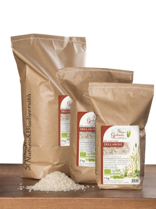 Riz blanc Dellarole bio 1kg