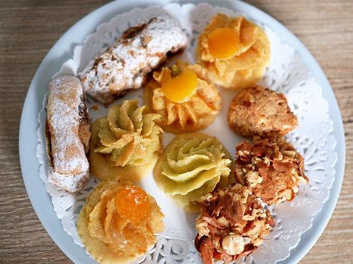 assortiment de biscuits artisanaux 500gr, Franco Vento