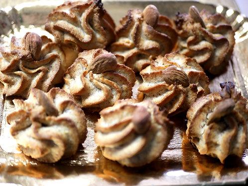 biscuits aux amandes bio artisanaux 250gr, Artigiandolci