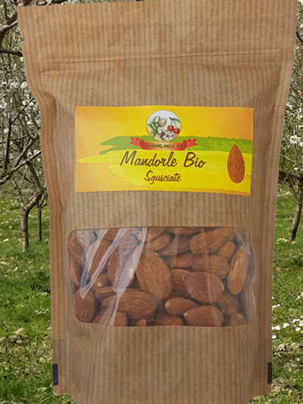 Amandes décortiquées bio 500gr, Mandorlandia
