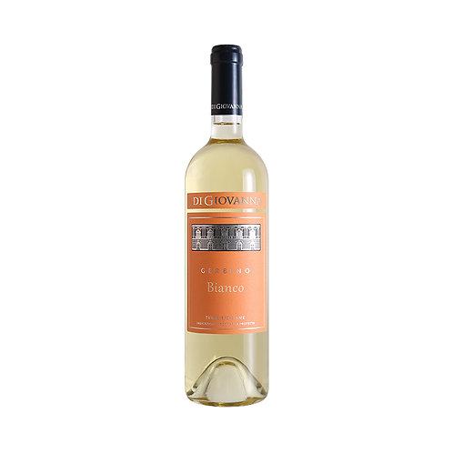 Vin blanc Gerbino bio 2017 Di Giovanna