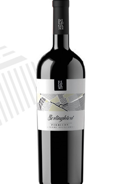 Perricone bio Berlinghieri 2017 vin rouge 0,75L Di Legami