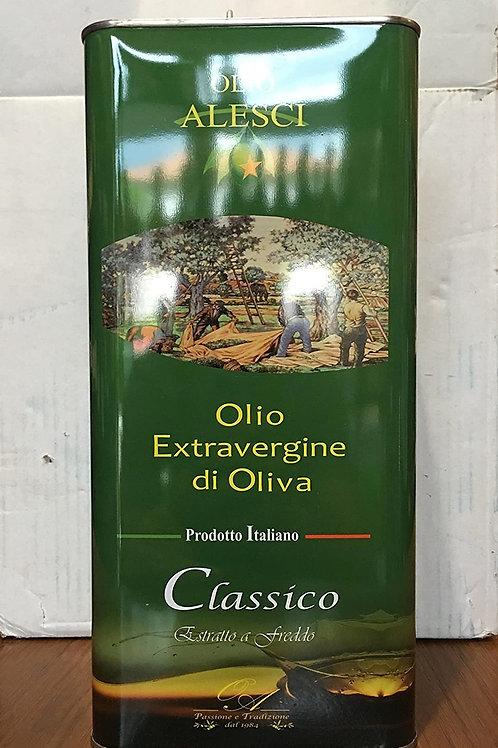 Huile d'olive vierge extra classico Alesci 2L