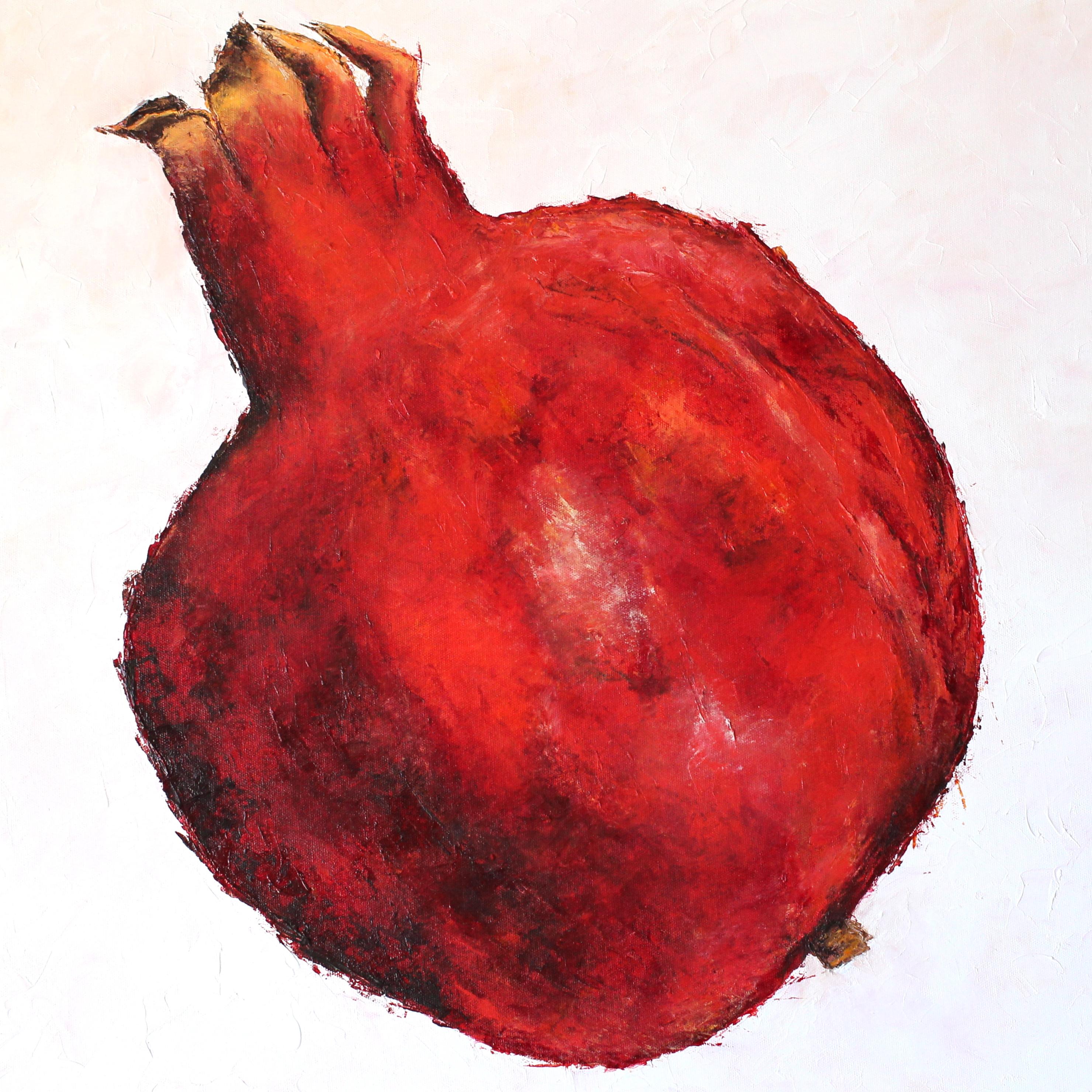 Whole Pomegranate 3