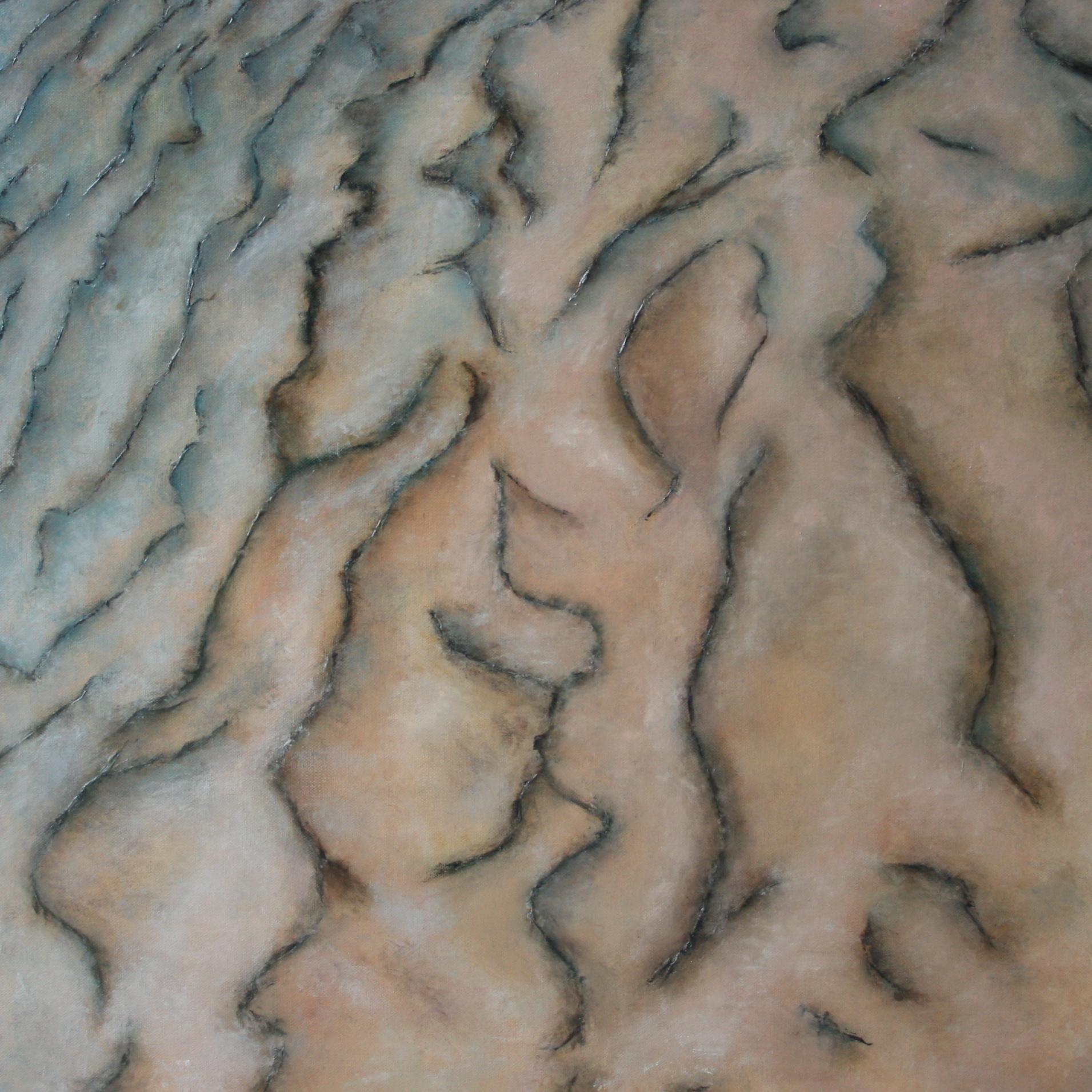 Sand Ripples - Holkham Beach