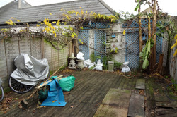 6 Garden in Chiswick, West London