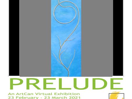 Prelude Online ArtCan Exhibition
