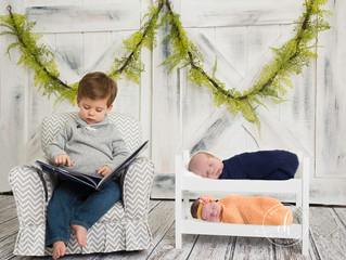 """B"" family | newborn session"
