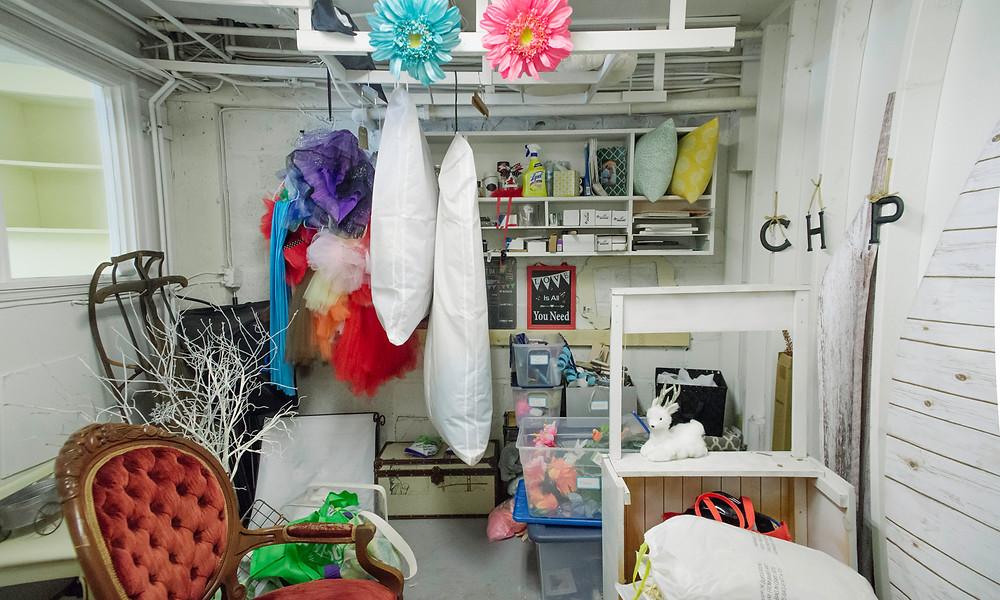 CHP Studio Prop Room