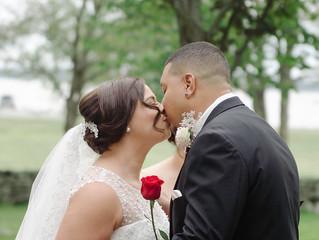 Tayla & John's Rhode Island Wedding   Massachusetts Wedding Photographer