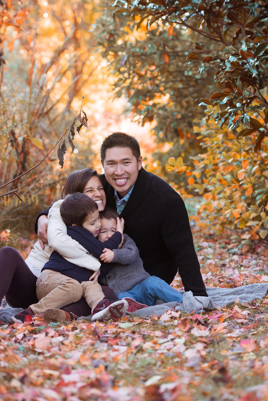 Fall Family Mini-Session
