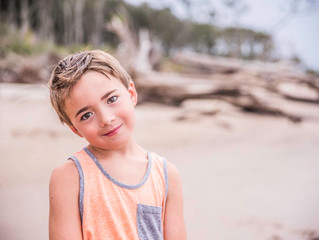 Big Talbot Island, FL Photoshoot | Boston Family Photographer