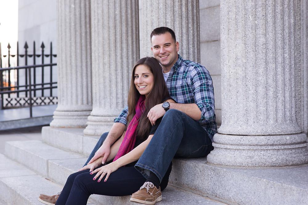 Boston, MA Engagement Photographer