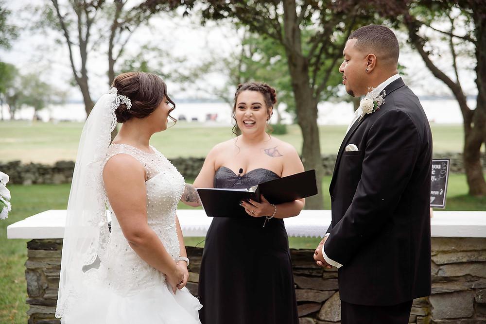Chapel by the Sea Rhode Island Wedding