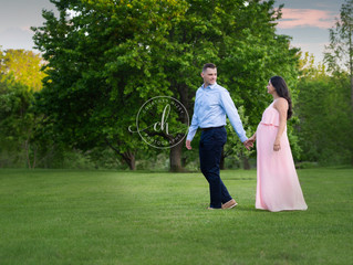 Paul and Lisa | Maternity session