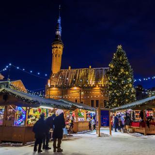 Riga i Tallin