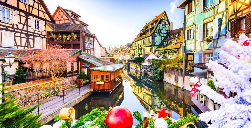 Alsàcia, Mercats de Nadal