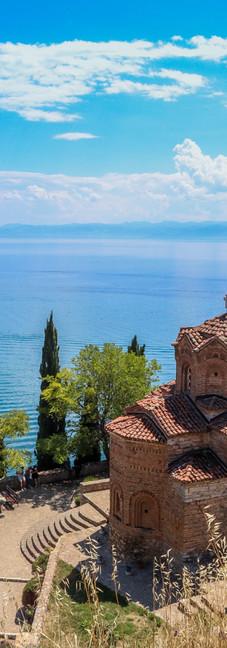 Albània i Macedònia