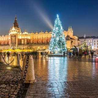 Cracòvia, Mercats de Nadal