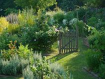 Gartenrundgang, Gartenführung