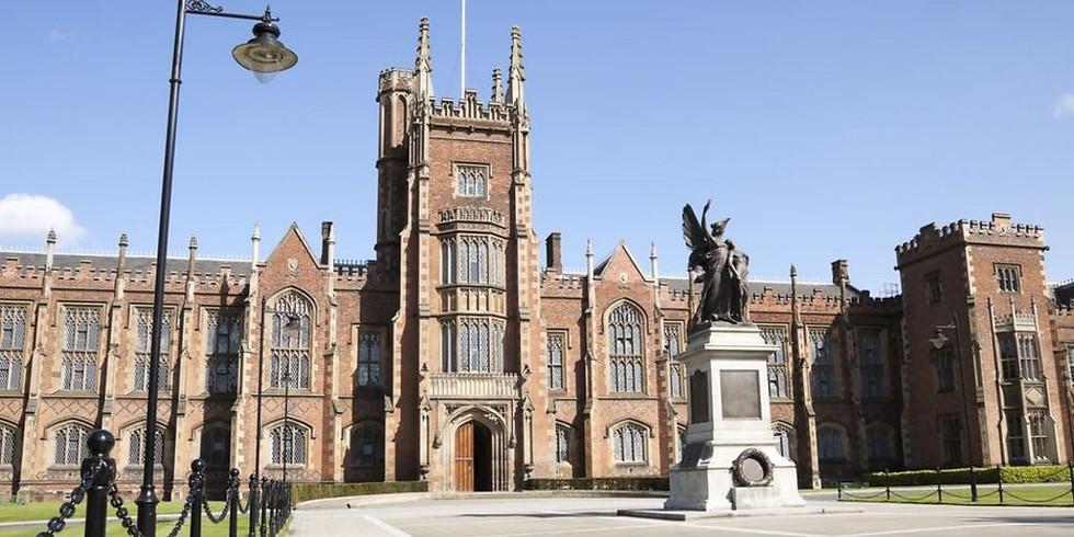 贝街2020/2021校友团系列回归职业巡讲— Queen's University
