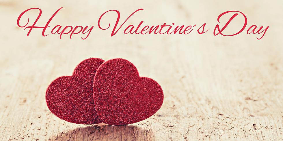 冰天雪地迎新春,再来一场浪漫的邂逅吧! -- 情人节线上活动