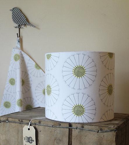 Dandelion pattern lampshade