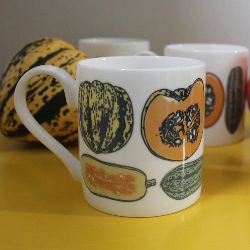 Squash and Pumpkin mug
