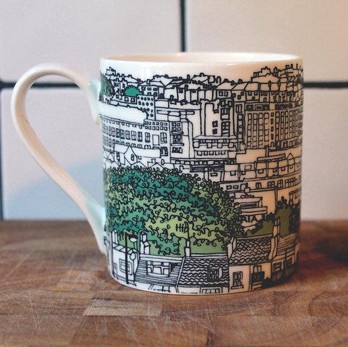 Printed Brighton Mug