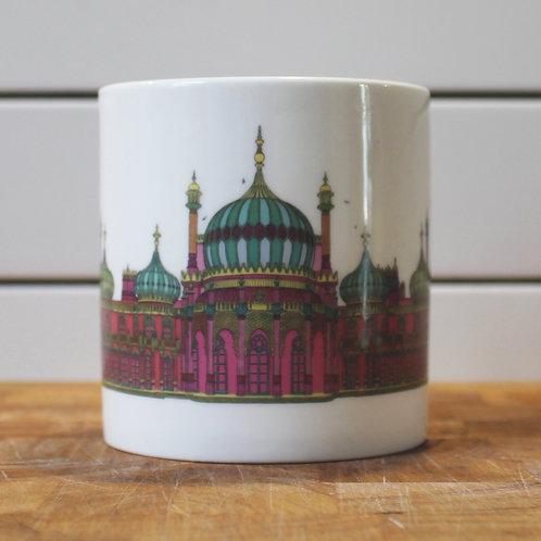 Rainbow Pavilion Mug