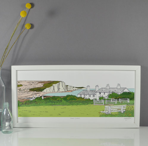 Seven Sisters Giclée Print