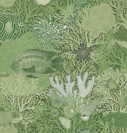 Underwater Love Pattern