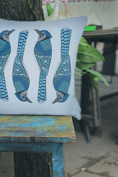 Bluejay pattern