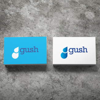 Gush identity design