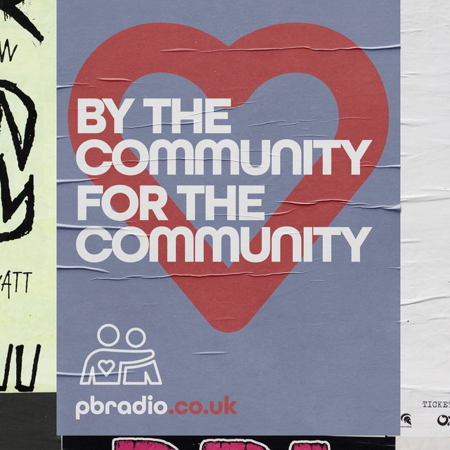 Potters Bar Radio poster