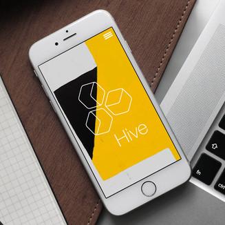 Hive brand design