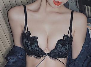 lingerie bra lace black